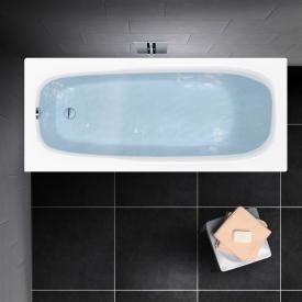 PREMIUM 100 Mono Rechteck-Badewanne Länge: 180 cm, Breite: 80 cm, Innentiefe: 40 cm