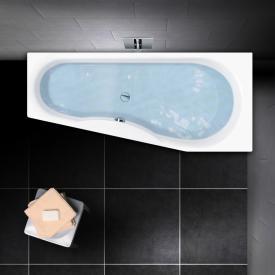 PREMIUM 100 Raumspar-Badewanne Länge: 160 cm, Breite: 75 cm