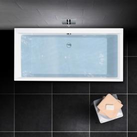 PREMIUM 100 Rechteck-Badewanne Länge: 170 cm, Breite: 80 cm, Innentiefe 46 cm