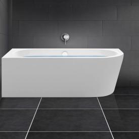 PREMIUM 200 Raumspar-Badewanne mit Verkleidung ohne integrierten Wassereinlauf