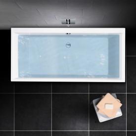 PREMIUM Rechteck-Badewanne Länge: 190 cm, Breite: 90 cm