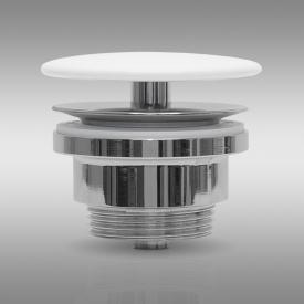 PREMIUM Zubehörpaket C für Waschtische ohne Überlauf, keramische Abdeckung