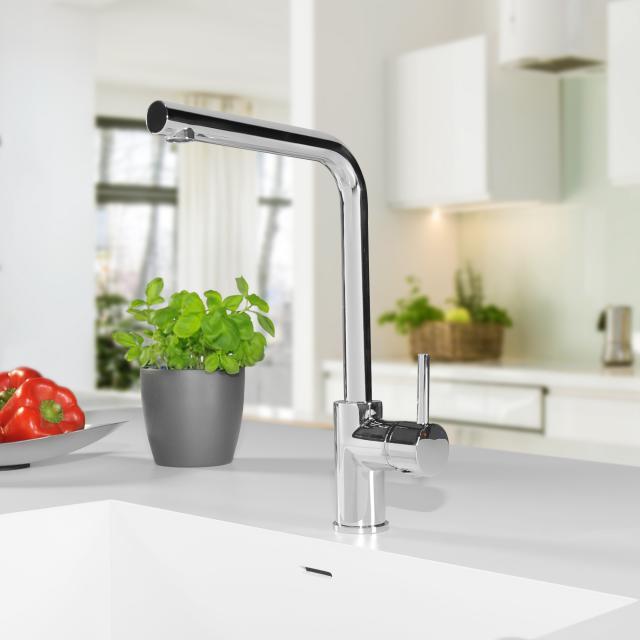 PREMIUM 100 Einhebel-Küchenarmatur