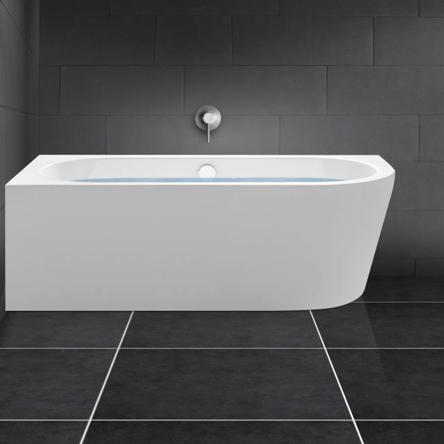 PREMIUM 200 Eck-Badewanne mit Verkleidung ohne integrierten Wassereinlauf