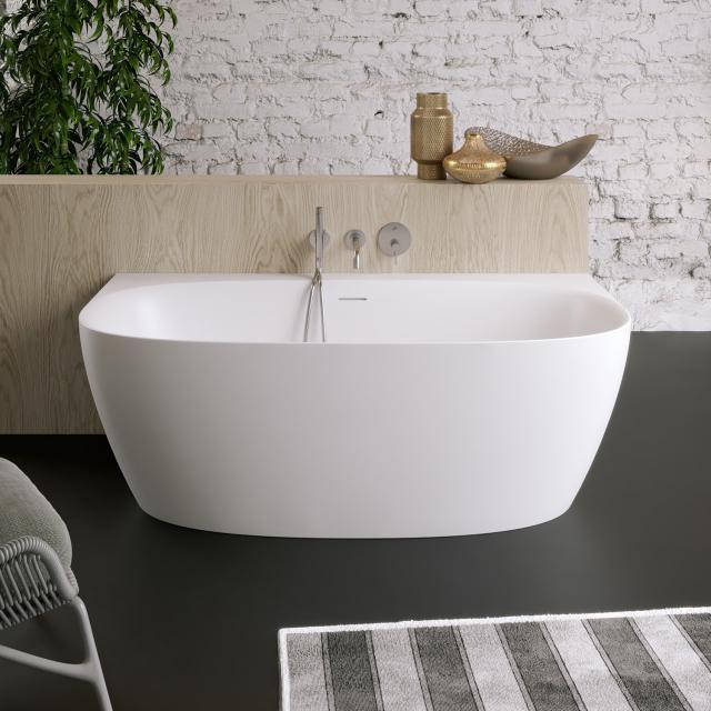PREMIUM 200 Vorwand-Badewanne mit Verkleidung Länge: 170, Breite: 80, Höhe: 58 cm