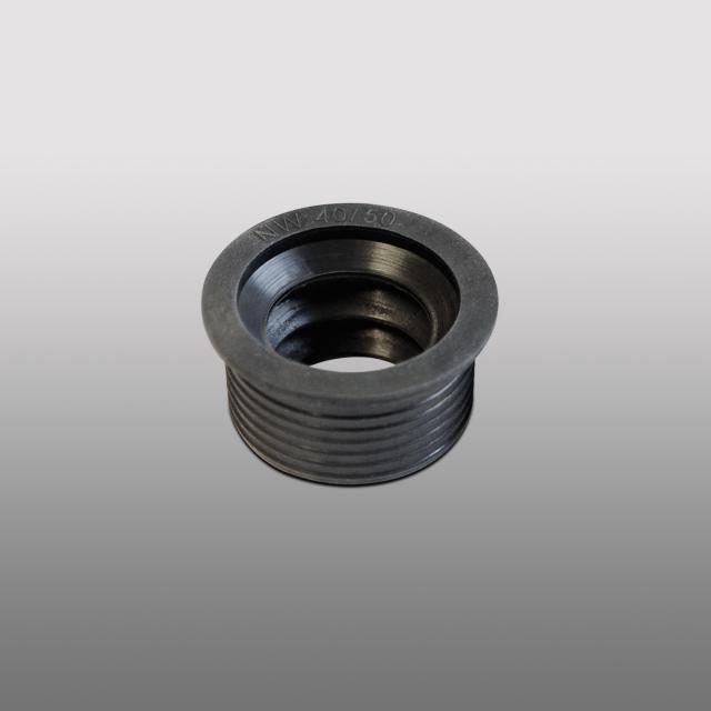 PREMIUM Universal Siphon-Anschluss-Manschette DN 40/50, für Spültisch-Siphons