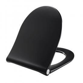 Pressalit Sway D WC-Sitz schwarz mit Lift-off und Absenkautomatik soft-close