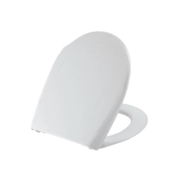 Pressalit ConCordia WC-Sitz L: 41,5-45,5 B: 37 cm Mit Absenkautomatik soft-close und lift-off