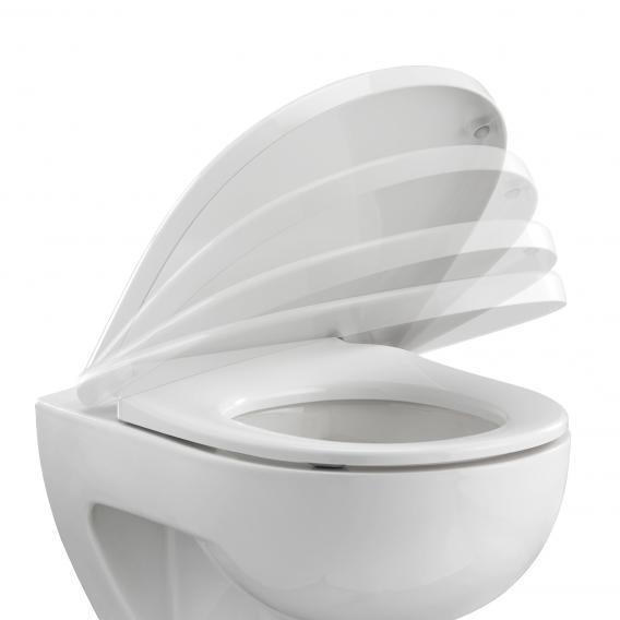 Pressalit I-Can WC-Sitz mit Lift-off und Absenkautomatik soft-close