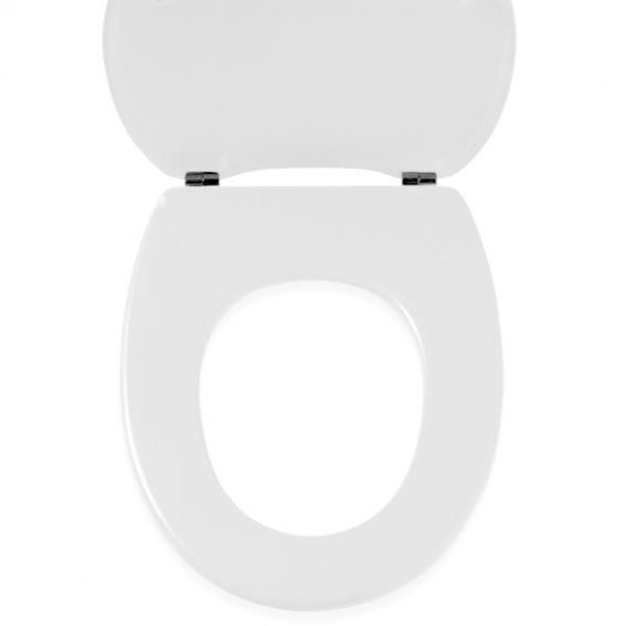 Pressalit Pinocchio WC-Sitz L: 37-39,8 B: 32,6 cm, Kindersitz weiß