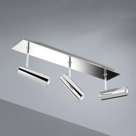 Pujol Tub LED Deckenleuchte/Spot 3-flammig
