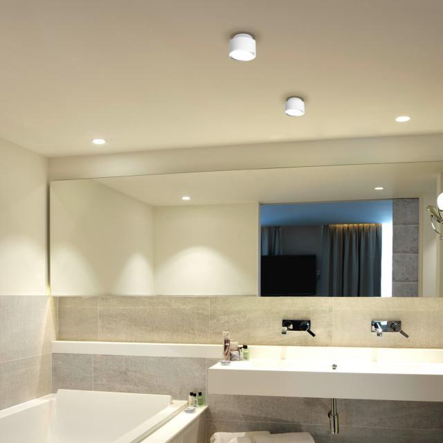 Pujol Miniplafon LED Deckenleuchte rund