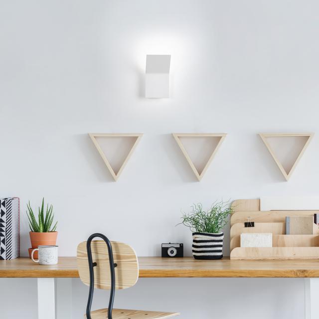 Pujol Plasma LED Wandleuchte