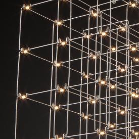 Quasar Cosmos Square 100 LED Pendelleuchte