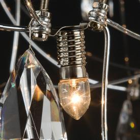 Quasar LED Leuchtmittel, E10, dimmbar