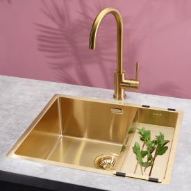 Reginox Miami Küchenspüle gold