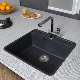 Reginox Ohio Küchenspüle, mit Hahnloch