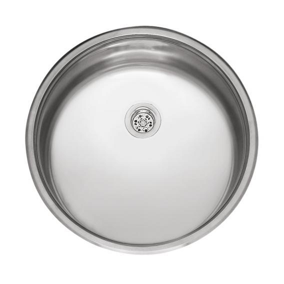 Reginox L18 390 VP-CC flache Küchenspüle