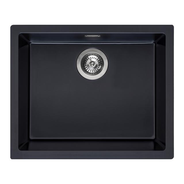 Reginox Amsterdam 50 Küchenspüle schwarz