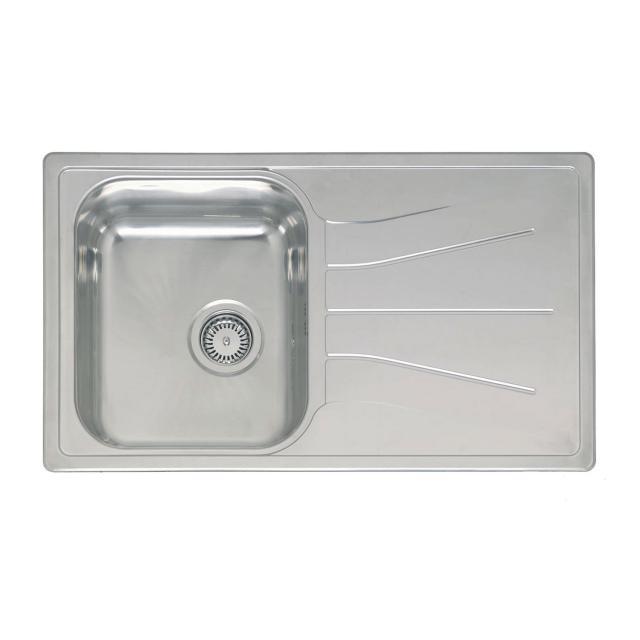 Reginox Diplomat 10 Eco OKG Küchenspüle mit Abtropffläche