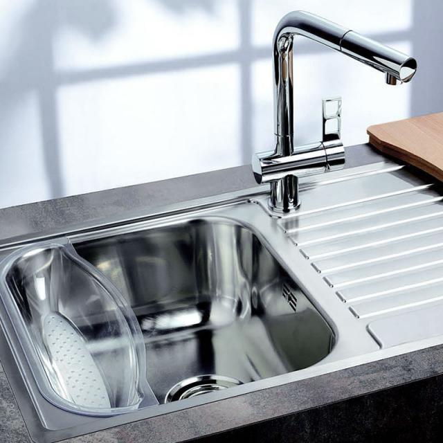 Reginox Minister OKG Küchenspüle mit Abtropffläche
