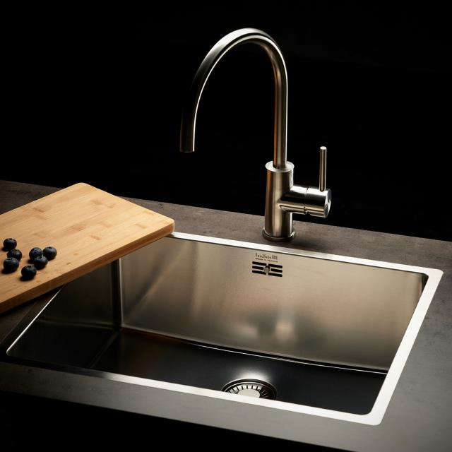 Reginox New York Comfort Küchenspüle edelstahl seidenglanz