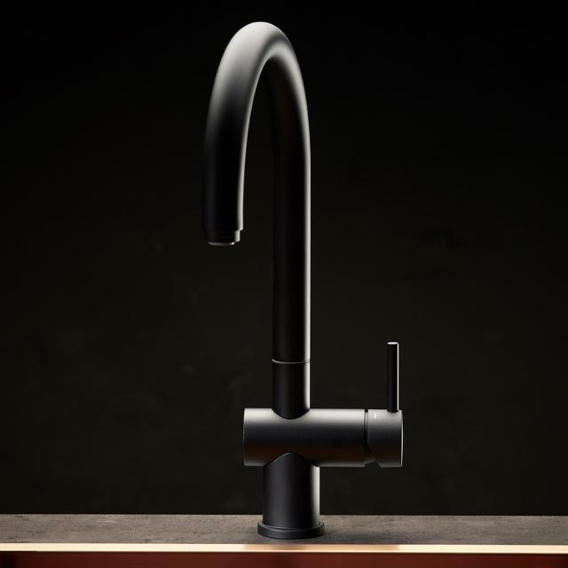 Reginox Yampa Küchenarmatur schwarz