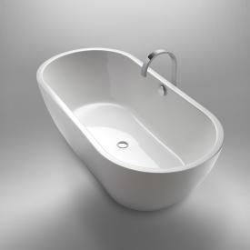 Repabad Livorno freistehende Oval-Badewanne Länge: 190 cm, Breite: 90 cm