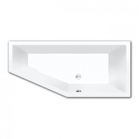 Repabad Livorno Eco Raumspar-Badewanne weiß