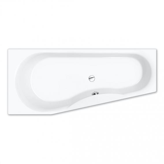 Repabad Tika Raumspar-Badewanne weiß