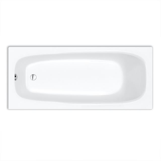 Repabad Namsos Rechteck-Badewanne, Einbau weiß