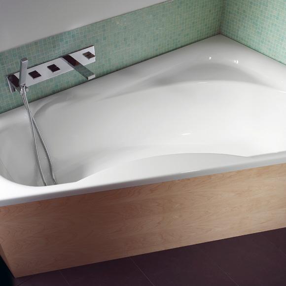 repabad tika raumspar badewanne ausf hrung links 0015106 0001 reuter. Black Bedroom Furniture Sets. Home Design Ideas