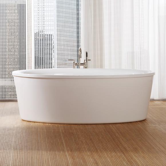 Freistehende badewanne oval günstig  Freistehende Badewanne Oval | gispatcher.com