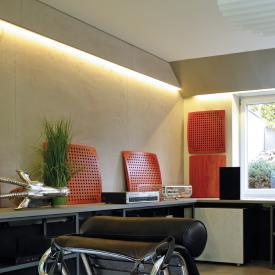 reprofil Hohes T LED Einbau Profil Set