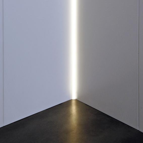 reprofil Fliesen Innenecke LED Einbau Profil Erweiterungsset  extra Homogen