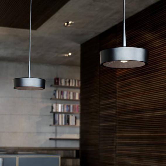 RIBAG ARVA Draft & Craft LED Pendelleuchte mit Linse 2-flammig