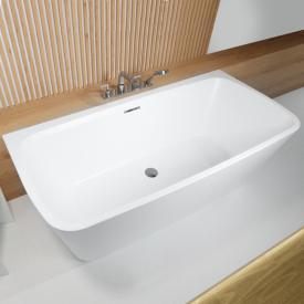 Riho Adore back2wall Vorwand-Badewanne mit Verkleidung ohne Füllfunktion