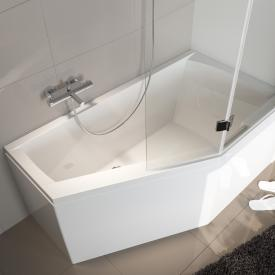 Riho Geta Raumspar-Badewanne, Einbau