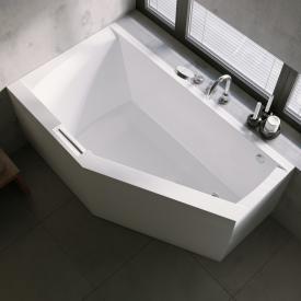 Riho Geta Raumspar-Badewanne mit Verkleidung