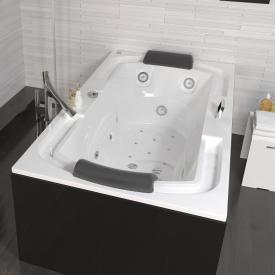 Riho Lisette Rechteck Thermae Whirlpool mit Farblichttherapie & Touch + Heizung