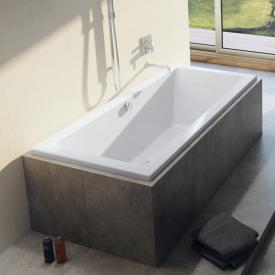 Riho Lusso Rechteck Badewanne ohne Whirlsystem