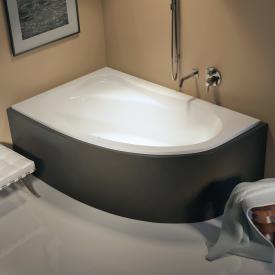 Riho Lyra Eck-Badewanne, Einbauversion, Ausführung rechts