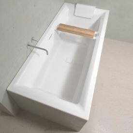 Riho Still Square Rechteck-Badewanne, Einbau ohne Füllfunktion