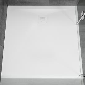 Riho Velvet Sole Rechteck-Duschwanne ultraflach