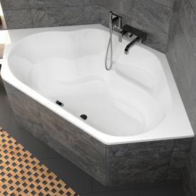 Riho Winnipeg Sechseck-Badewanne, Einbau