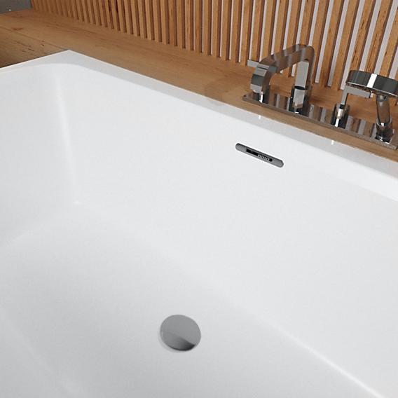 Riho Adore back2wall Badewanne mit Verkleidung ohne Füllfunktion