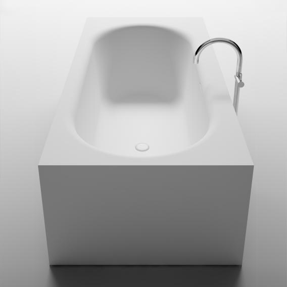 Riho Madrid Freistehende Rechteck-Badewanne