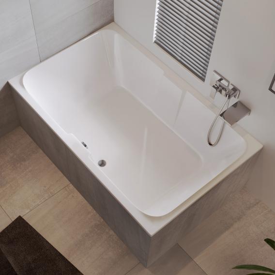 Riho Sobek Rechteck-Badewanne, Einbau