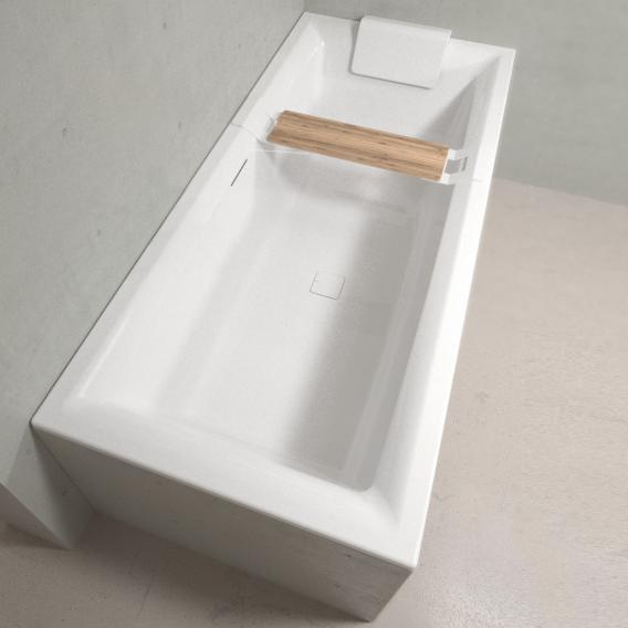 Riho Still Square Rechteck-Badewanne, Einbau mit Füllfunktion