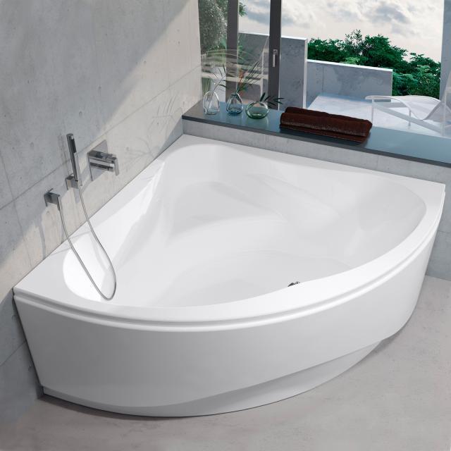 Riho Neo Eck-Badewanne, Einbau